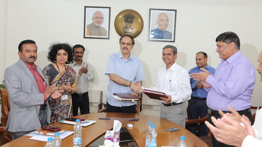 NSIC Signs MoU with MSME Ministry