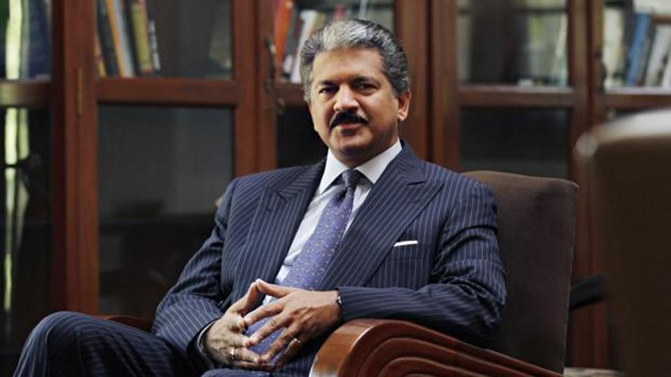 We Must Motivate Our Tech Wizards: Anand Mahindra