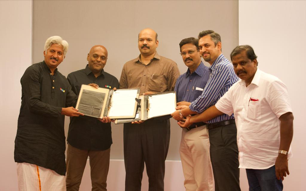 For Small Businesses, Zoho Singed MoU with TANSTIA