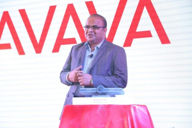 avaya CU360 launched in Delhi.