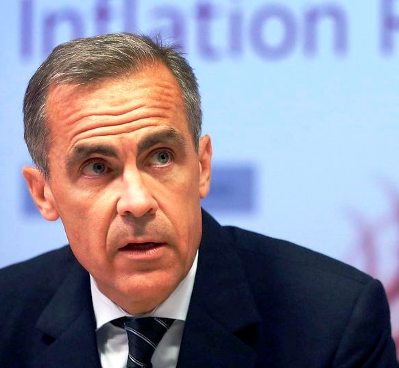 UK Economy Need Help As Trade War & Brexit Risks Grow: Mark Carney, BoE
