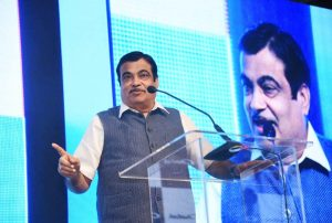 Nitin Gadkari Emphasized Potential of E-Vehicles for India