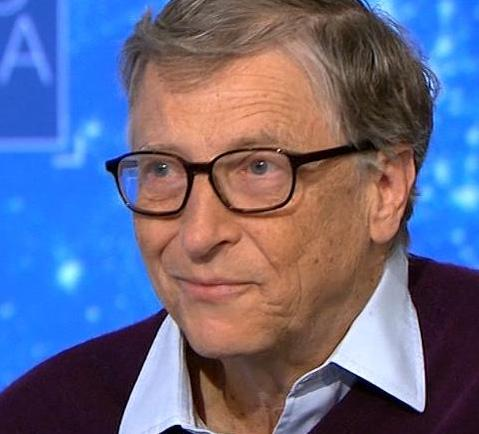 Bill Gates Discussed Climate Disasters at Jaipur Literature Festival