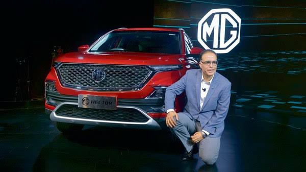 MG ZS EV to be Unveiled in India on December 5