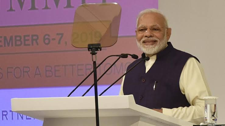 Prime Minister Narendra Modi Emphasised the Importance of Conversation for Social Development