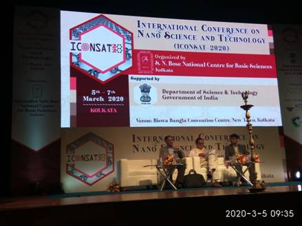 Nano-Science Should Translate Benefits For Society: Experts At ICONSAT