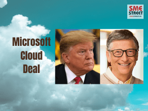 Pentagon Says $10 Billion Cloud Deal With Microsoft is Legal