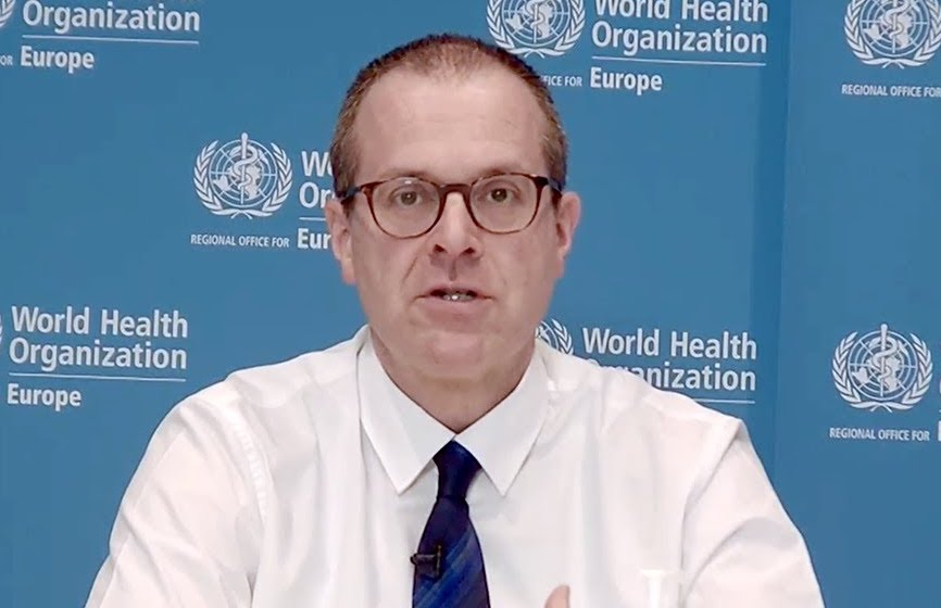 WHO Urges Focus on First Wave of COVID-19
