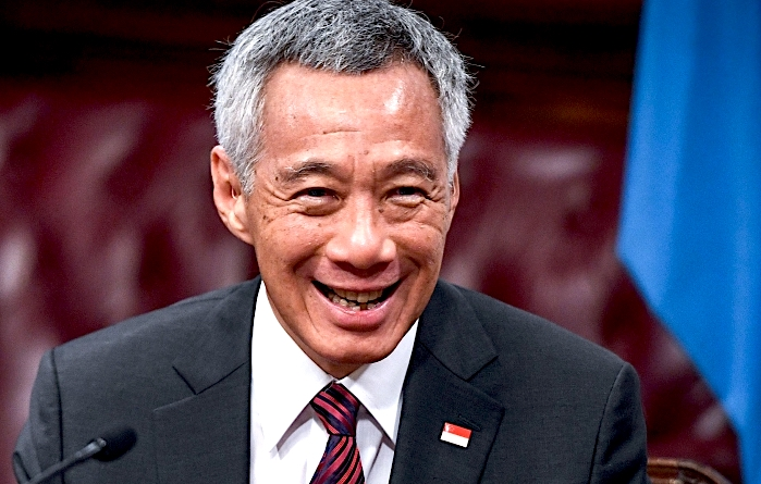 Singapore PM Lee Hsien Loong Introduced New Cabinet