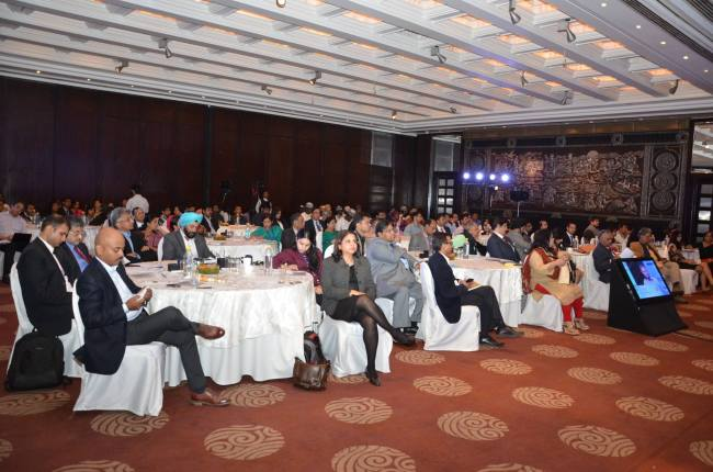 SME Futures Expo, The Leela, Gurgaon, 2016