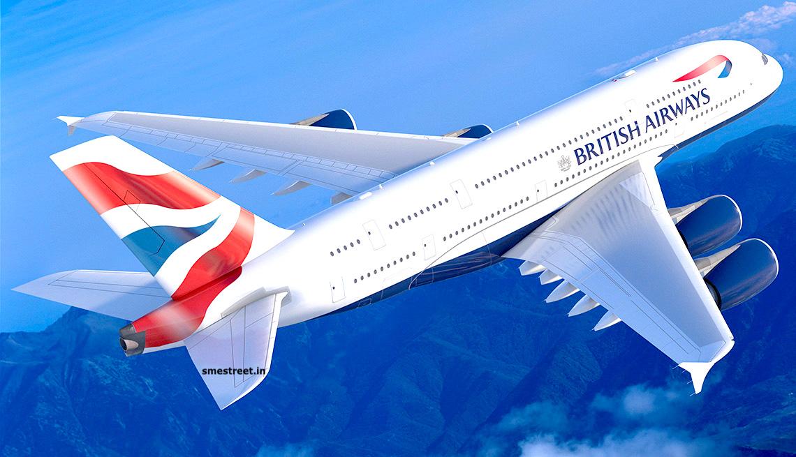 British Airways to Start 5 Flights Every Week of Boeing Dreamliner 787-9: Delhi International Airport