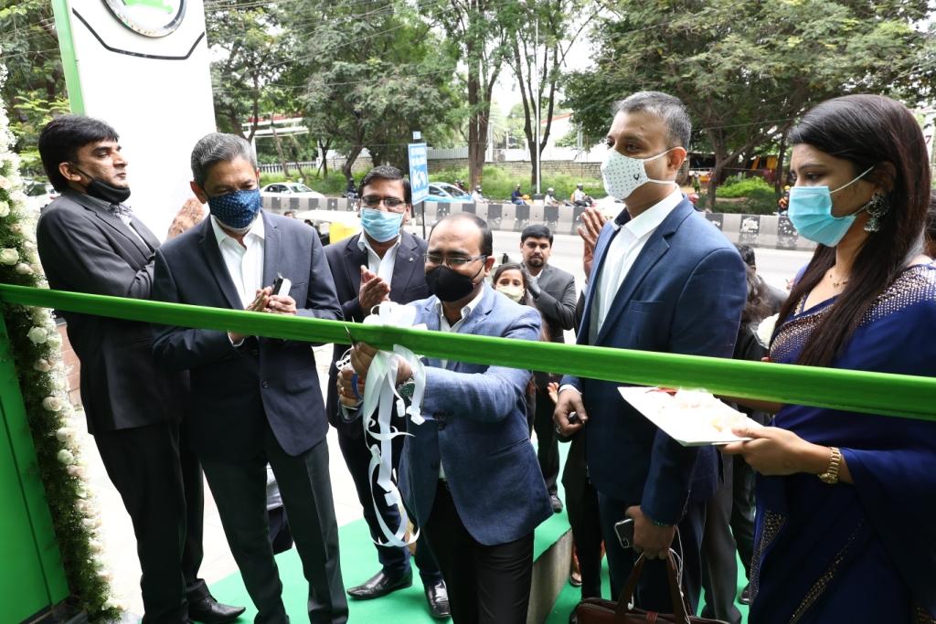 ŠKODA AUTO India Partners with PPS Motors for Karnataka Region