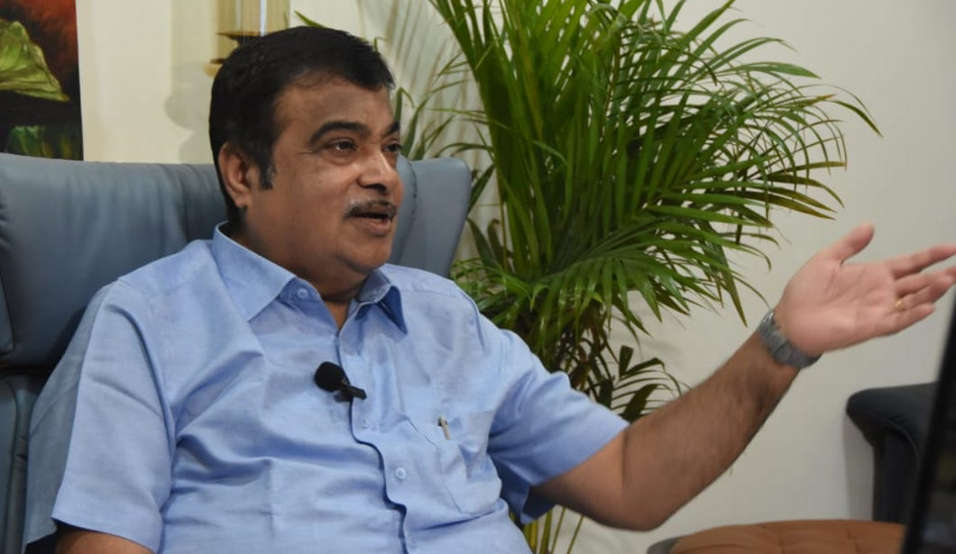 Govt Willing Towards Boosting MSMEs' Role in Economic Recovery Path: Nitin Gadkari
