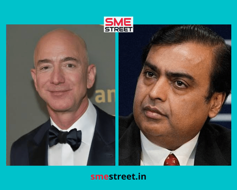 Reliance Offered Up to 40% Stakes of Reliance Retail to Amazon for USD 20 Billion