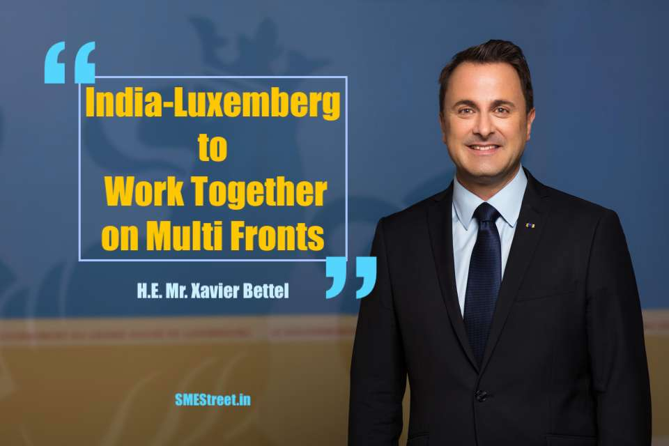 India-Luxembourg Strengthens Bilateral Relations