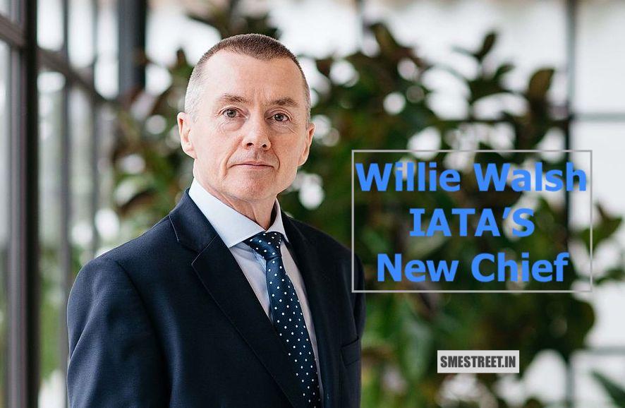 Willie Walsh Former IAG CEO to Lead IATA