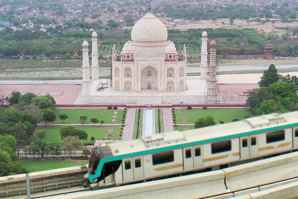 Agra Metro Project Work To Inaugurated by PM Modi