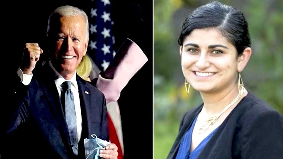 Joe Biden Selects Sonia Aggarwal as Advisor for Climate Policy