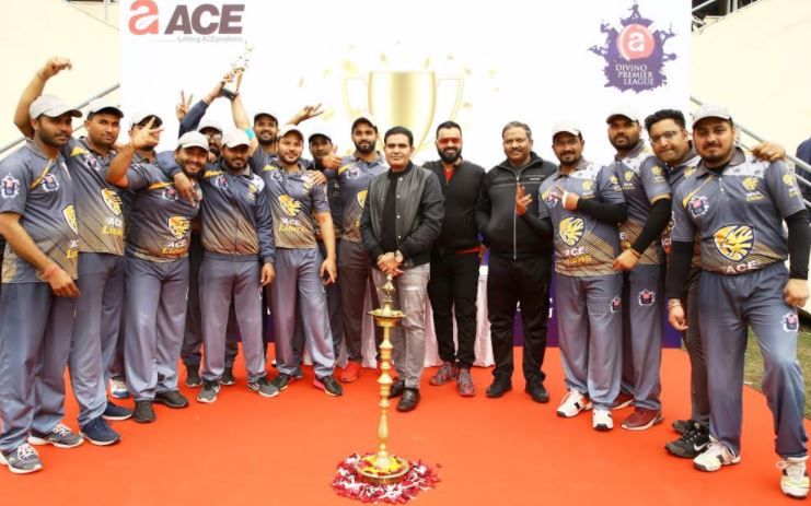 Ace Group Organises Cricket Tournament for its Channel Partners