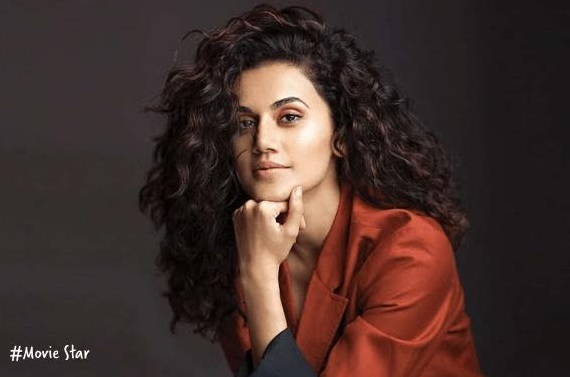 Taapsee Pannu on a Mission to Educate a School Full of Girls in India