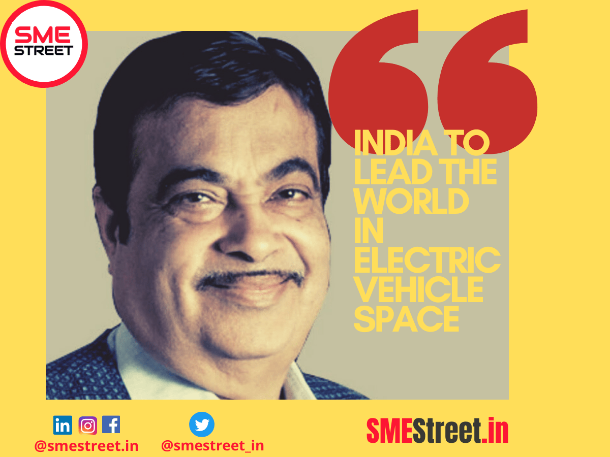 India to Become World Leader in Electric Vehicles:Nitin Gadkari