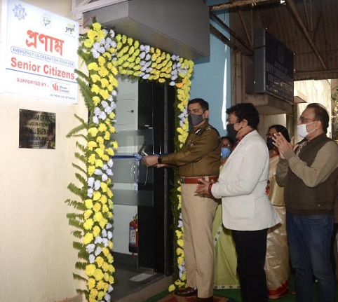 Shree Cement CSR Support for Senior Citizens Project PRONAM gets a Boost