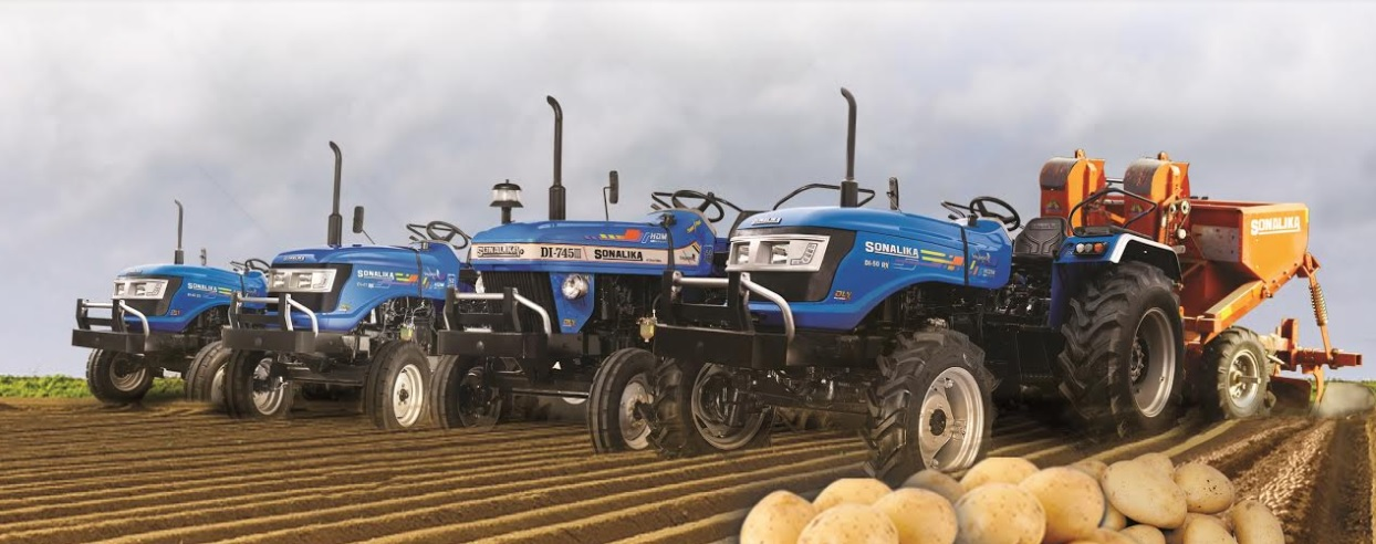 Sonalika Registers its Highest Ever Overall January Sales of 10,158 Tractors with 46% Growth in Domestic Market