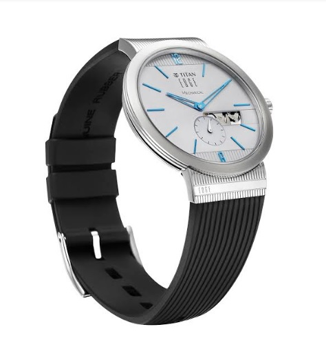 Titan Launches 'Edge Mechanical' the Slimmest Mechanical Watch by an Indian Watchmaker