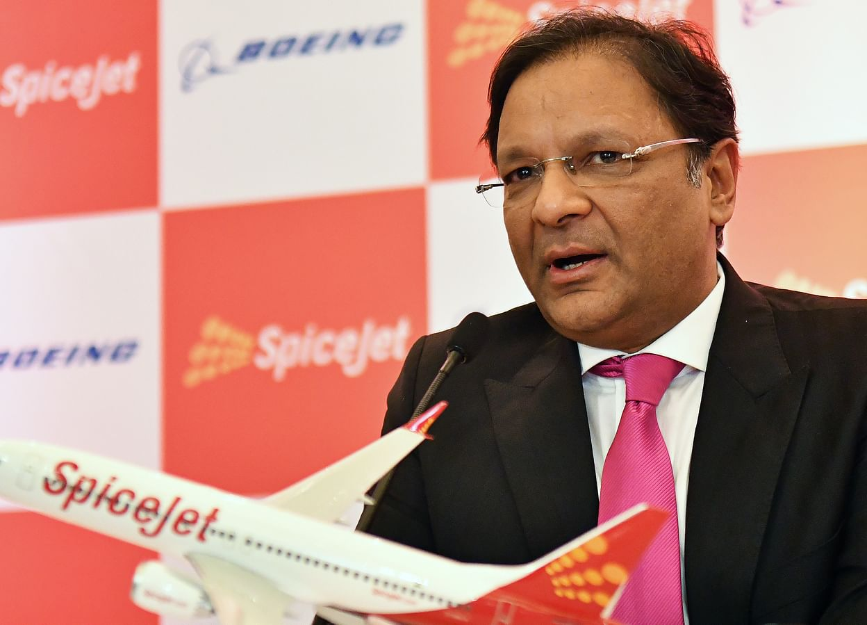 SpiceJet Signs MoU with Avenue Capital for Sale and Lease-Back of 50 Aircraft