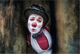 Clowning - Mike Sharples