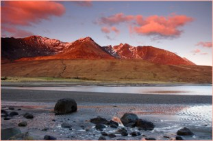Cuillin Afterglow