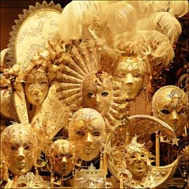 Golden Masks