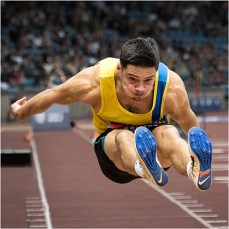 Long Jump into the Lead - Dave Lowe