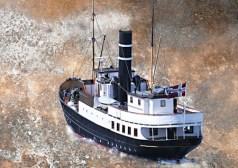 Norwegian Steamer