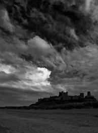 Storm Over Bamburgh