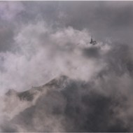Commended-Storm Clouds over the Aiguille Du Midi-Mick Jennings