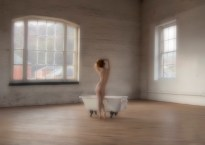 05.Preparing to bathe - Judith Parry_resize