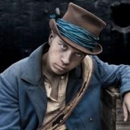 SPS Ribbon-Boy in Blue-John Moore CPAGB BPE1-CPAGB BPE1- England