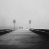 pagb ribbon- going to work in the fog-william gleeson-ireland