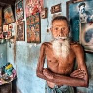 Commended-Village Elder-Mike Sharples