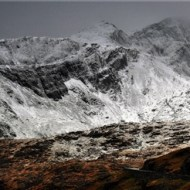 Highly Commended-Llanberis Pass in Winter-John Holt