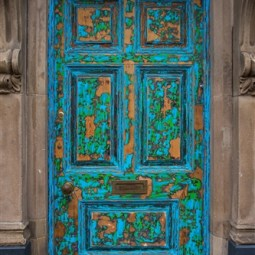 Commended-Blue Door-Frank Gresham