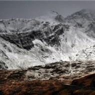 Llanberis Pass in Winter-John Holt ARPS DPAGB BPE5