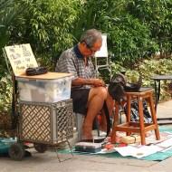 Singapore Shoe Mender-Harvey Bird
