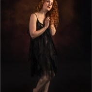 The Black Dress-Alison J Fryer