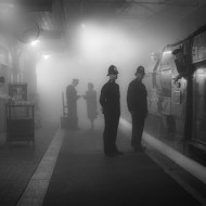 Trouble at the Station-David Wheeler FRPS EFIAPp MFIAP DPAGB