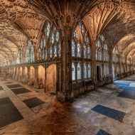 Commended-Cloisters at Gloucester Cathedral-David Myles