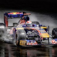 Commended-Buemi in the Wet-Dave Airston