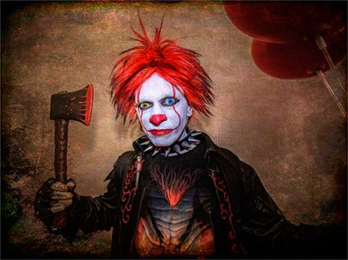 06 - Pennywise - P Siviter