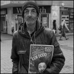 Third Homeless....immigrant....ignored.....invisible Ashraf Kahn